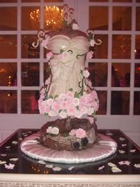 dress form sweet sixteen cake