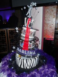mtv sweet sixteen cake