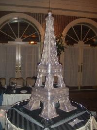 eiffel tower  cake