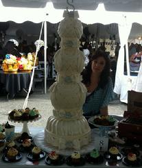 2013 Taste Of Staten Island 1st. Place Wedding Cake