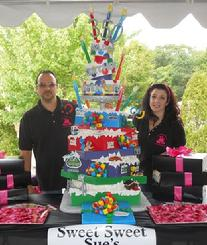 2011 Taste Of Staten Island 1st.. Place Cake