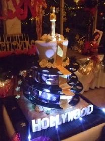 Sweet Sweet Sues Hollywood Sweet Sixteen Cake